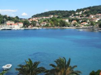 Apartments Roncevic - Two-Bedroom Apartment with Balcony and Sea View - apartments in croatia