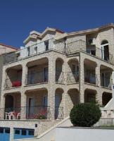 Fox Apartments - Chambre Triple avec Terrasse et Vue Mer - Chambres Cavtat