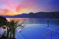 Hotel Cavtat - Double or Twin Room with Garden View - Rooms Cavtat