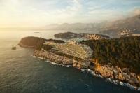 Hotel Croatia - Dvokrevetna soba Superior s bračnim krevetom, balkonom i pogledom na grad - Sobe Cavtat