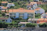 Aparthotel Buratovic - Apartman s kaučem na rasklapanje i pogledom na more (za 4 odrasle osobe) - Apartmani Vinjerac