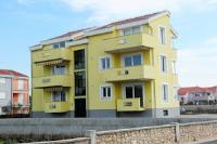 Sea View Apartments Zaton - Two-Bedroom Apartment with Balcony and Sea View - Zaton