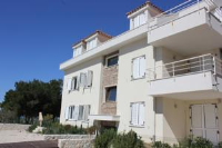 Aqua Sole Apartments Povljana - Apartment mit 2 Schlafzimmern, einem Balkon und Meerblick - Povljana