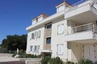Aqua Sole Apartments Povljana - Appartement 2 Chambres avec Balcon et Vue sur la Mer - Appartements Povljana