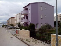 Apartments Teami - Apartman s 2 spavaće sobe, terasom i pogledom na more - Apartmani Povljana