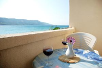 Apartments Mircek - Two-Bedroom Apartment with Balcony and Sea View - sea view apartments pag
