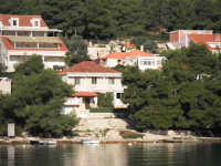 Apartments Holiday - Two-Bedroom Apartment with Terrace and Sea View (Ground Floor) - Lumbarda