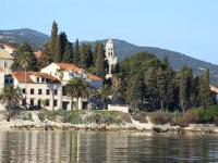 Apartments Jasmina - Double or Twin Room with Side Sea View - Rooms Korcula