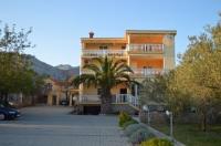 Apartments Zdenka - Appartement 1 Chambre avec Balcon et Vue sur Mer - Appartements Starigrad