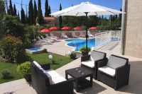 Apartments Grand Pinea - Apartman s 1 spavaćom sobom s balkonom - Cilipi