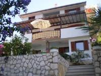 Guest House Bianca - Chambre Double avec Balcon - Vue sur Mer - Chambres Mali Losinj