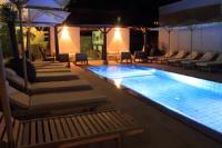 Galboka Residence - Apartment mit 2 Schlafzimmern und eigener Terrasse (3 Erwachsene) - Ferienwohnung Nerezine