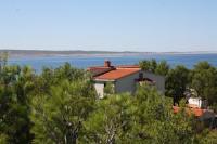 Apartments Paklenica - Apartment mit 1 Schlafzimmer und Balkon - Starigrad