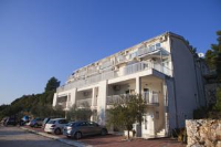 Apartments Dalmatino - Studio with Balcony and Sea View (3 Adults) - Apartments Komarna