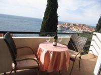 Apartments Banje Beach - Apartman Comfort s 2 spavaće sobe s balkonom i pogledom na more - Ploče