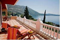 Villa Voga - Three-Bedroom Apartment with Terrace and Sea View - Soline