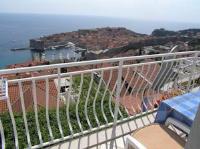 Apartments Ante - Studio Standard avec Balcon - Vue sur Mer - Appartements Ploce