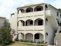 Apartmani Jure Marzic - Appartement 3Chambres (6Adultes) avec Balcon et Vue sur la Mer - sea view apartments pag