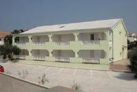 Apartments Svekrić - Appartement 2 Chambres avec Terrasse et Vue sur la Mer - Appartements Novalja