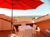 Apartments Paradiso - Two-Bedroom Apartment with Balcony and Sea View - Apartments Novalja
