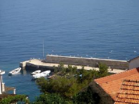 Villa Radulj - Double Room with Sea View and Terrace - Rooms Vela Luka