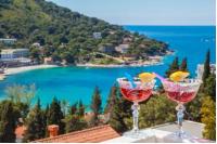 Cosmopolitan House Dubrovnik - Chambre Double Confort avec Balcon & Vue sur Mer - Maisons Dubrovnik