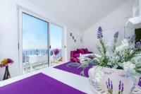 Kate's Place - Apartment mit 1 Schlafzimmer und einem Balkon mit Meerblick (4 Erwachsene) - Gorica