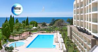 Hotel Laguna Materada - Double Room with Balcony and Sea View - Rooms Ivan Dolac