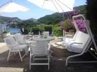 Villa Ivanka - Apartman s 1 spavaćom sobom s balkonom i pogledom na more - Apartmani Zaton