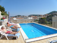 Villa Borna Apartments - Superior Studio Apartment with Terrace and Sea View (2 Adults) - dubrovnik apartment old city