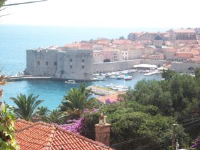 Old Town View Apartments - One-Bedroom Apartment with Sea View - Ploce