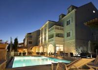 Hotel Bozica Dubrovnik Islands - Dvokrevetna soba s bračnim krevetom ili s 2 odvojena kreveta s pogledom na more - Sobe Jezera