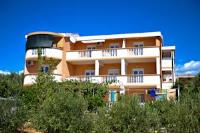 Apartments Dorica - Chambre Lits Jumeaux - Chambres Stara Novalja