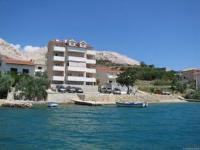 Apartment Metajna 1 - Apartment mit 1 Schlafzimmer - Metajna
