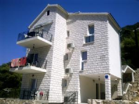 Villa Evita Apartments - Two-Bedroom Apartment with Balcony and Sea View - Duga Luka