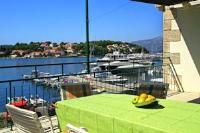 Apartments Barbaresko - Studio with Terrace and Sea View - Lumbarda