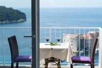 Ploce Apartments - Dubrovnik Centre - Studio mit Balkon und Meerblick - Lukse Beritića 19 - Ploce