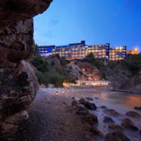 Hotel Bellevue Dubrovnik - Dvokrevetna soba Deluxe s bračnim krevetom s balkonom i pogledom na more - Sobe Jezera