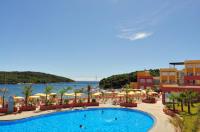 Resort del Mar - Apartman s 2 spavaće sobe s balkonom i pogledom na more - depadansa - Sobe Poljana