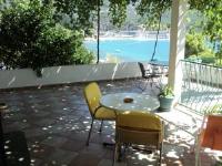 Vila Anka - Dvokrevetna soba s bračnim krevetom - Sobe Slano