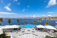 Lafodia Sea Resort - Posebna ponuda - Dvokrevetna soba Premium s bračnim krevetom, pogledom na more i pristupom spa centru - Lopud