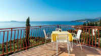 Guest House Fontana - Double Room with Sea View - Rooms Mlini