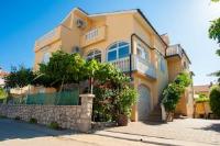 Pansion Tina - Apartman s 1 spavaćom sobom s balkonom i pogledom na more - Silo