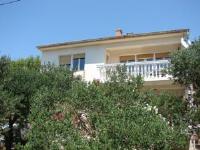 Apartments Villa Bruna - Apartman s 2 spavaće sobe s balkonom i pogledom na more - Banjol