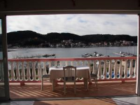 Apartments Slavko - Two-Bedroom Apartment with Balcony and Sea View - Apartments Supetarska Draga
