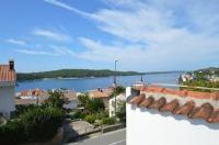 Apartments Milanović - Chambre Double avec Balcon - Vue sur Mer - Chambres Mali Losinj