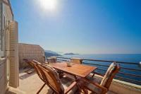Big Blue Apartments - Apartment mit 1 Schlafzimmer, Terrasse und seitlichem Meerblick - Gorica