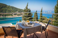 Apartments Vista - One-Bedroom Apartment with Sea View - dubrovnik apartment old city