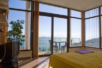Apartments La Perla - Two-Bedroom Apartment with Sea View and Balcony - Mlini