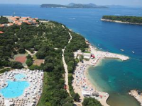 Adriatic Resort Apartments - Deluxe Two-Bedroom Apartment with Terrace and Sea View - dubrovnik apartment old city